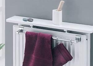 Tablette à Poser Sur Radiateur : porte serviettes pour radiateur ~ Premium-room.com Idées de Décoration