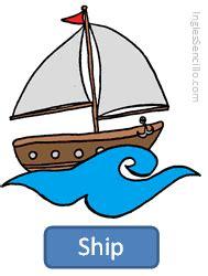 Barco De Vapor En Ingles by Los Barcos Ships En Ingl 233 S