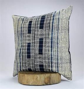 Coussin Boheme Chic : des coussins ethniques en tissu hmong joli place ~ Melissatoandfro.com Idées de Décoration
