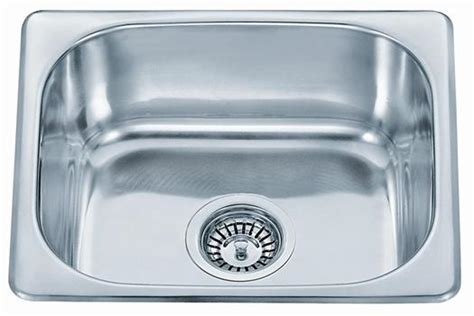 small stainless steel kitchen sinks small top mount inset stainless steel kitchen sinks with 8136