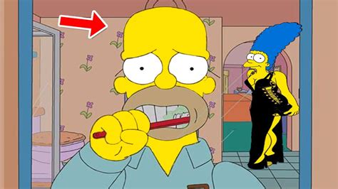 La Triste Historia Detras de los Personajes de Los Simpson