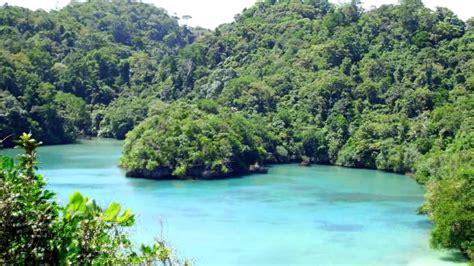 pulau sempu tempat wisata  malang jawa timur youtube