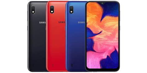 4 samsung galaxy a series 2019 melenggang di indonesia termasuk samsung galaxy a50 oketekno