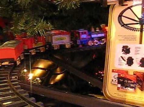 tren para 193 rbol de navidad funcionamiento youtube