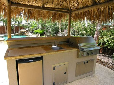 outdoor kitchen sink and cabinet 26 mindblowing outdoor kitchen cabinet ideas interiorsherpa 7244