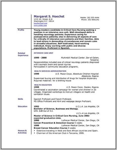 18411 completely free resume templates totally free printable resume templates resume resume