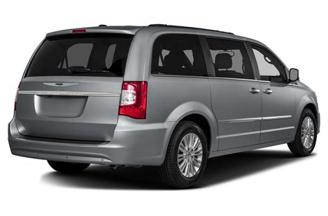 Van Cars : 2016 Chrysler Town And Country