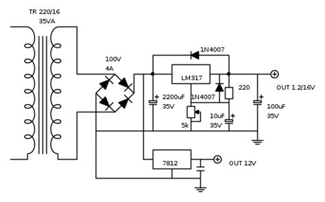 librerie fidocad diodo 1n5408 per transistor mj4502 pag 4 il forum di