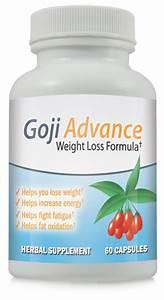 goji advance weight loss formula