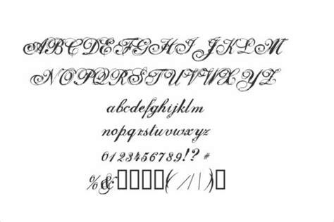 fancy cursive letters  premium templates