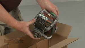 Maytag Dryer Drive Motor Replacement  Wp2200376