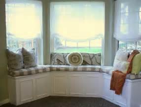 kitchen bay window seating ideas bay window seat storage