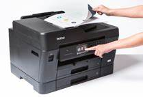 brother mfcj3530dw color inkjet mfc printer mfcj3530dw With best printer for scanning documents