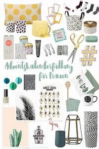 Adventskalender Frauen Ideen : adventskalenderf llung f r frauen kleine geschenkideen ~ Frokenaadalensverden.com Haus und Dekorationen