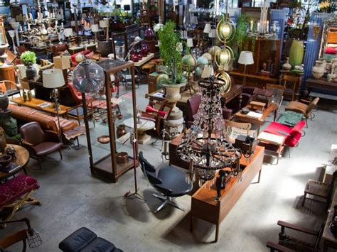 vintage home decor stores best antique stores in los angeles for gems 6807