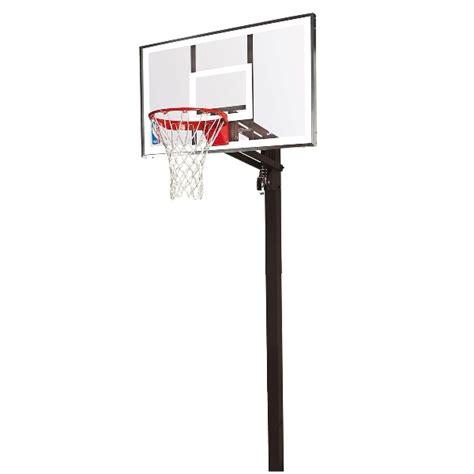 spalding highlight  acrylic basketball system fitonecom
