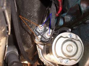 Starting Issue - Starter Replacement Location