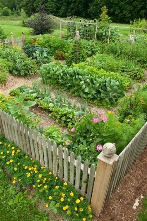 Vegetable Garden Layouts  Plans  Sweet Southern Blue