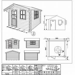 Blockbohlenhaus 28 Mm Wandstärke : gartenhaus blockbohlenhaus spree 320 x 320 cm 28 mm ebay ~ Articles-book.com Haus und Dekorationen