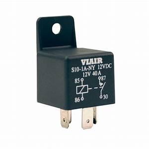 VIAIR 40 Amp Relay-93940 - The Home Depot
