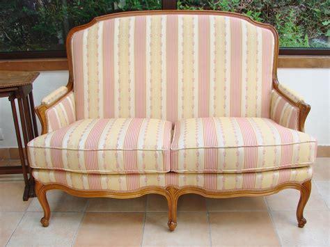 bergere canape canapé louis xv meubles hummel