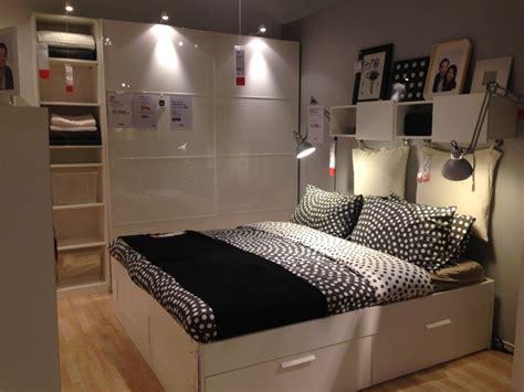 Showroom Bedroom At Ikea