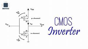Cmos Based Inverter Circuit Operation Explained