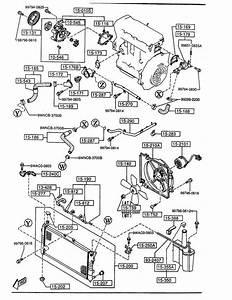 1994 Coolant Overflow Tank Clog