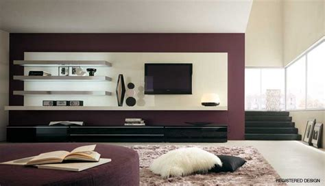 Living Room Ideas With Beautiful Wall Units by 15 Best Collection Of Modern Tv Wall Units