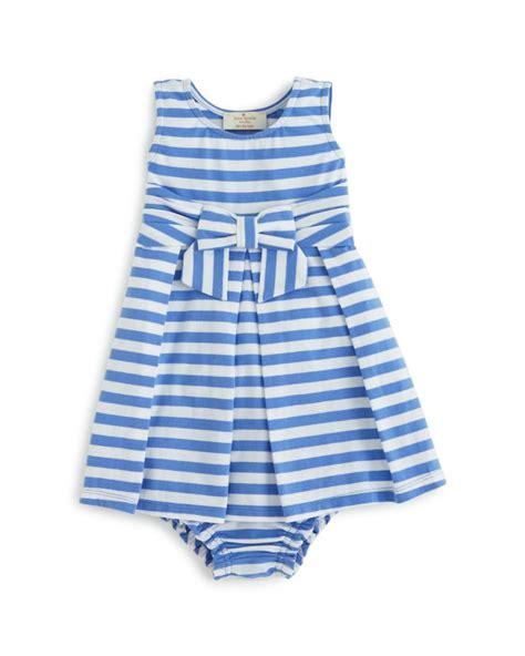 kate spade new york Infant Girls' Stripe Jillian Dress ...