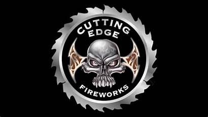 Edge Cutting Fireworks Warning Storm