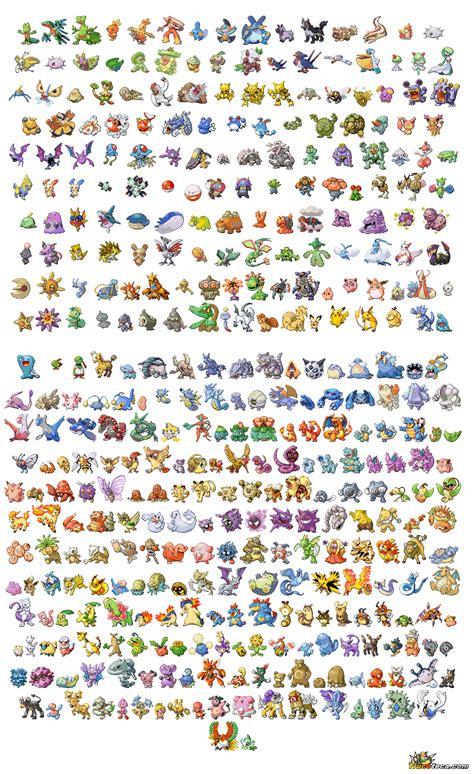 Pokemon Allphotos3 Bloguezcom