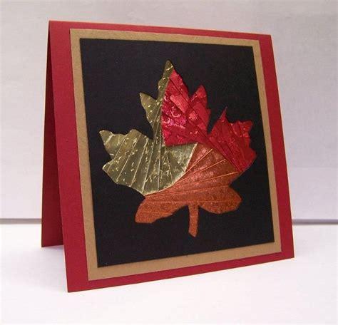 iris fold leaf iris folding card pattern folded cards