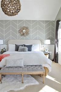17 best ideas about accent wall bedroom on pinterest for Amazing options for accent wall ideas