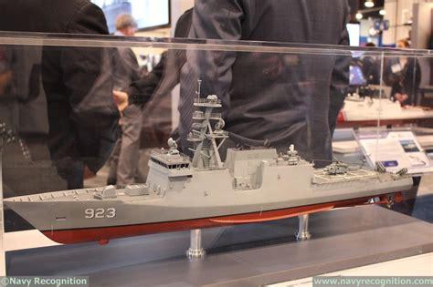 SNA 2018: Contenders for the U.S. Navy FFG(X) Frigate Program