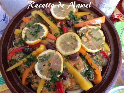 cuisine lotte tajine de lotte a la marocaine