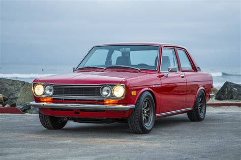 1971 Datsun 510 For Sale by Modified 1971 Datsun 510 5 Speed For Sale On Bat Auctions
