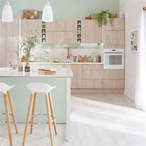 sols cuisine sol vinyle dans la cuisine