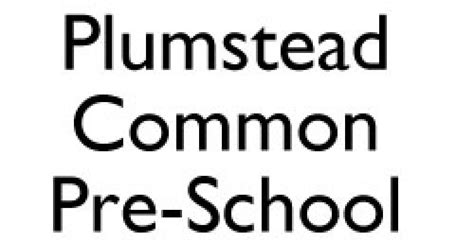 plumstead common pre school