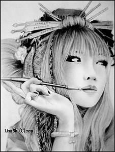 a Modern geisha by *Lisa-Of-The-Moon on deviantART ...