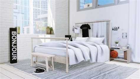 Mxims Gjora Bedroom Sims 4 Downloads