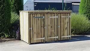 Cache Poubelle Brico Depot : poubelle bois interesting cartri armoire en bois pour le ~ Dailycaller-alerts.com Idées de Décoration