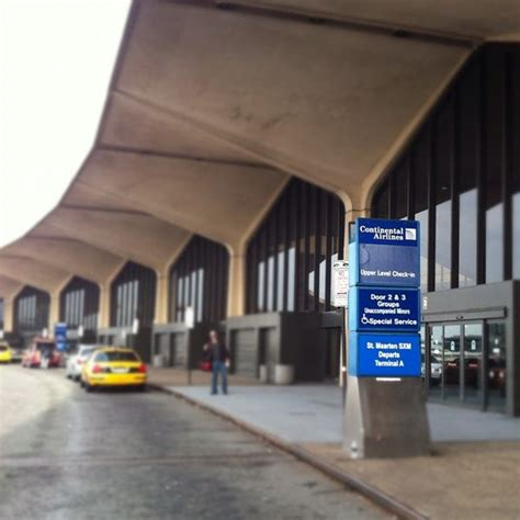 Terminal C Airport Terminal In Newark