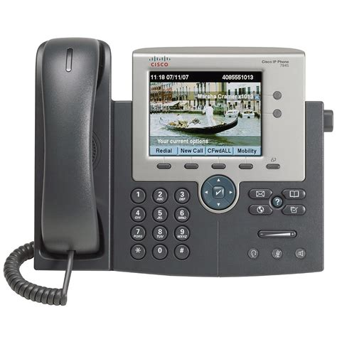 Cisco 7945g Unified Ip Phone Cp7945g B&h Photo Video