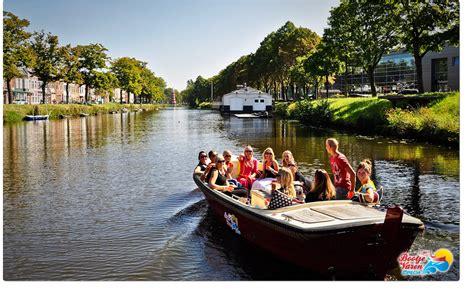 Bootje Varen Breda hotels uitjes by social deal korting tot wel 90