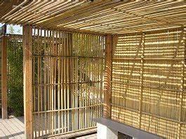 Bambus Sichtschutz Selber Bauen : garten bambus sichtschutz ~ Markanthonyermac.com Haus und Dekorationen