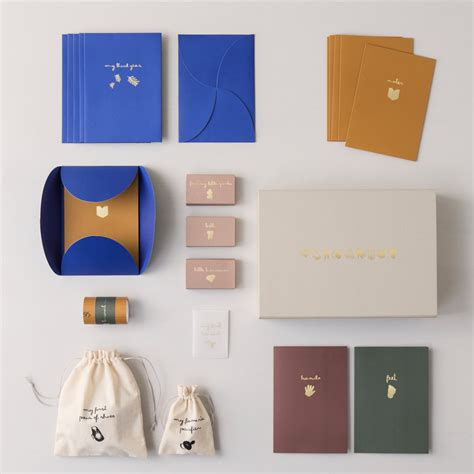 Ferm Living Kinder by Ferm Living Kinder Erinnerungs Box The Beginning Of My