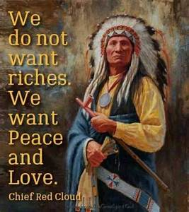 Quotes By Nativ... Sioux Chief Quotes