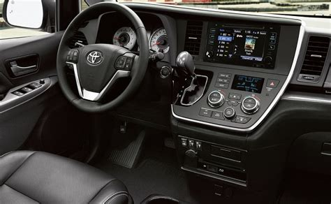 2018 Toyota Sienna  Redesign, Interior And Hybrid
