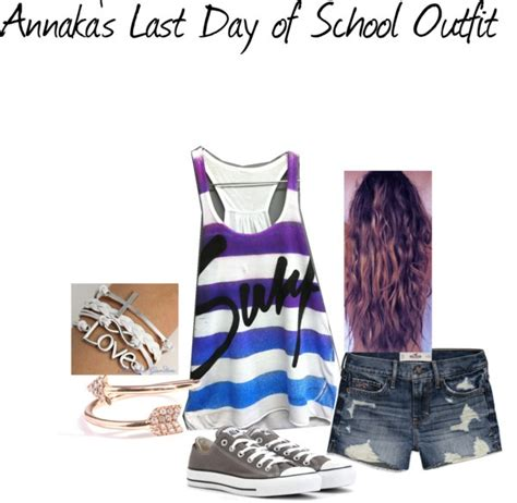 Annakau0026#39;s last day of school outfit by localgirl-808 on